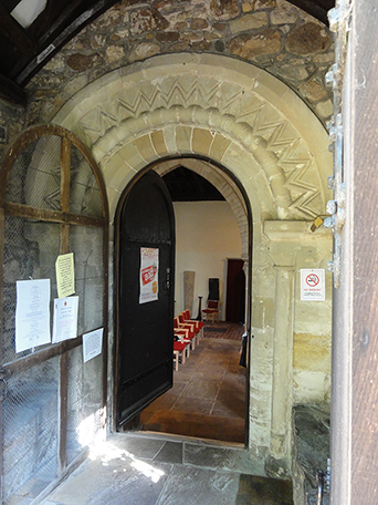 church-south-door